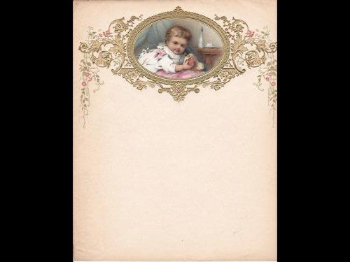 1: Fantaisie. 80 cartes postales de voeux canadiennes o - 3