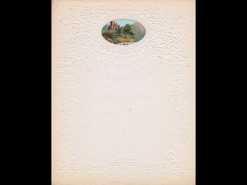 1: Fantaisie. 80 cartes postales de voeux canadiennes o - 4