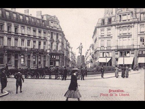 14: Bruxelles-ville. Environ 350 cartes postales. - 4