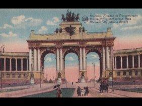 Bruxelles Et Ses Communes. Environ 300 Cartes Posta