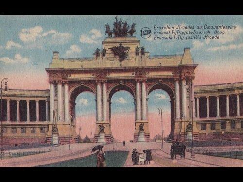 22: Bruxelles et ses communes. Environ 300 cartes posta