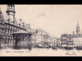 Hainaut. Environ 90 Cartes Postales.