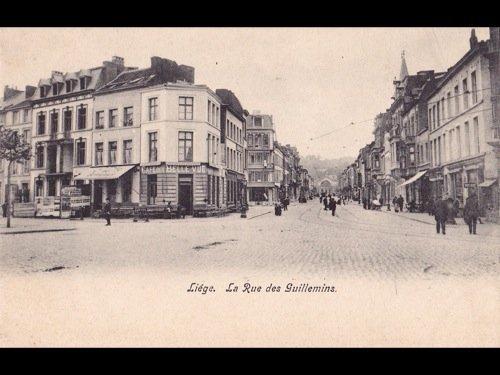 26: Liège et environs. Environ 120 cartes postales