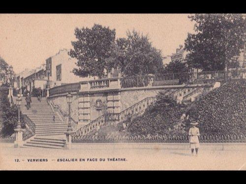 29: Verviers et environs. Environ 100 cartes postales d