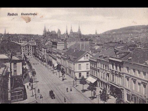 31: Allemagne. Environ 390 cartes postales.