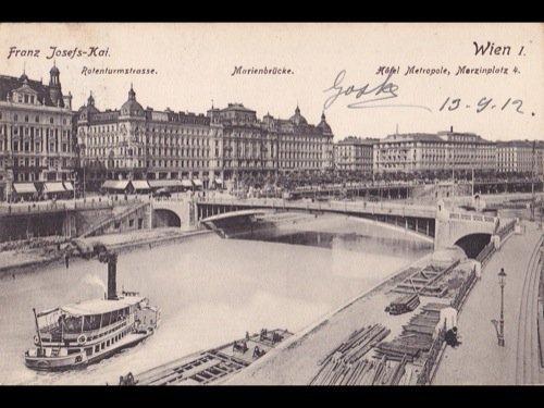 40: Autriche. Essentiellement Vienne. Environ 125 carte