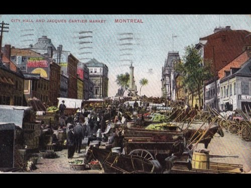 41: Canada. Environ 90 cartes postales.