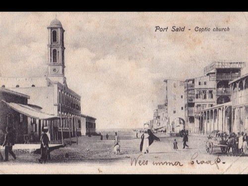 43: Égypte. Environ 140 cartes postales.