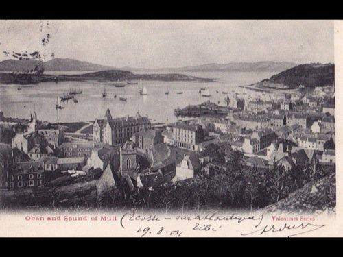 44: Écosse - Irlande. Environ 135 cartes postale