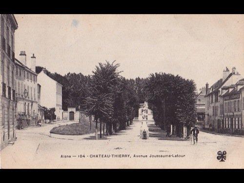 45: Aisne (02). Environ 170 cartes postales.