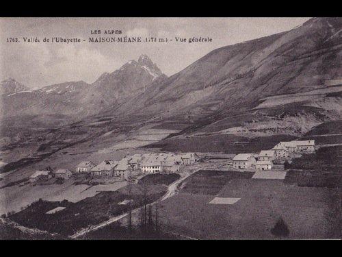 46: Hautes-Alpes (05) & Alpes-de-Haute-Provence (04). E