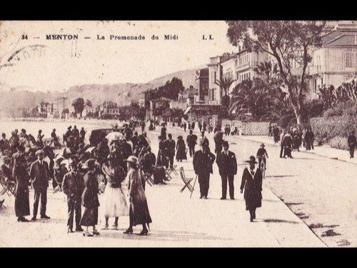 47: Alpes-Maritimes (06). Menton. Environ 200 cartes po