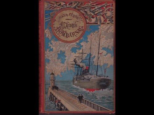 522: [Steamer] Jules VERNE - Claudius Bombarnac. 55 ill