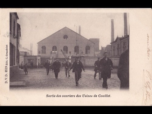 2: Bruxelles & Wallonie. Environ 150 cartes postales.