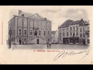 Flandres : Anvers, Tongres, La Côte... Environ