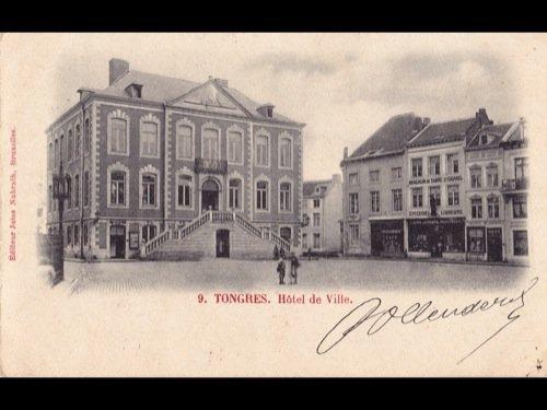 4: Flandres : Anvers, Tongres, La Côte... Environ