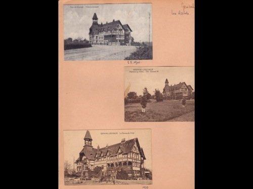 5: Genval. Une centaine de cartes postales, la plupart