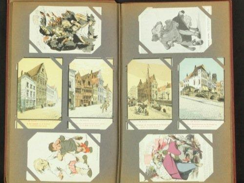 10: Alfred OST (ZWIJNDRECHT, 1884 - ANVERS, 1945) - 208