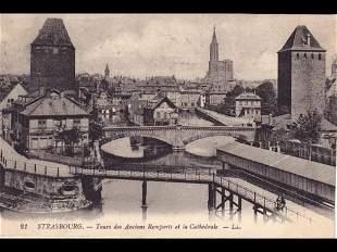 France. Environ 1.700 cartes postales.
