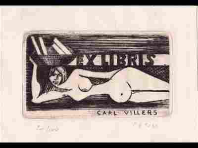 199: [Bibliophilie] Ex-libris. Ensemble de +/- 350