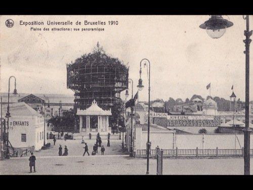Belgique. Environ 150 cartes postales.