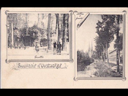 Belgique. Environ 320 cartes postales.