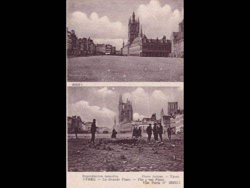 Flandre : Ypres, Bruges, Gand, Termonde, Alost... 150 c