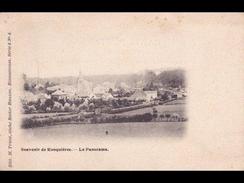 Hainaut. Environ 40 cartes postales.