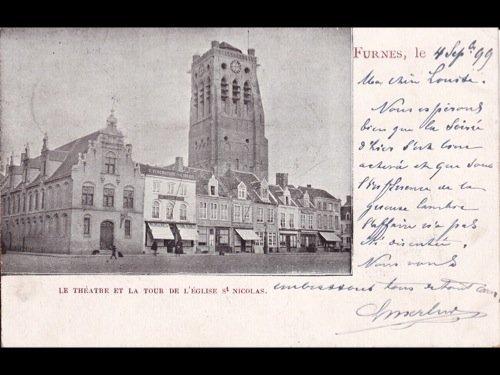 La Côte. Environ 155 cartes postales.
