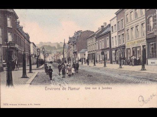 Namur et sa province. 16 cartes postales.