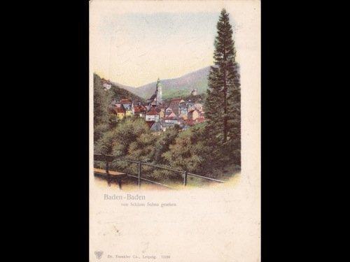 Allemagne. 95 cartes postales dont 3 datant de 1899.