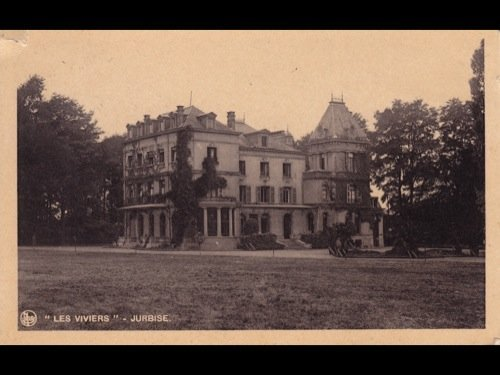 [Belgique] Châteaux. 45 cartes postales : Rumbeke, Anse