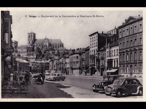 Belgique. Liège-ville. Environ 400 cartes postales.