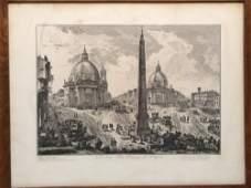 [Italie] Giovanni Battista PIRANESI DIT LE PIRANESE (MO