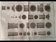 Gaspard MONGE - Description de l'art de fabriquer les c