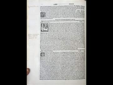 Josephus FLAVIUS - Josephus de antiquitatibus ac de bel