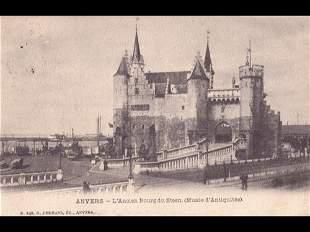 Anvers. Environ 400 cartes postales.