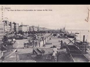 Anvers. Environ 85 cartes postales, début des années 19