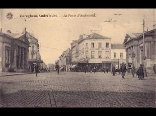 Bruxelles et environs : Anderlecht, Hal, Enghien... Env