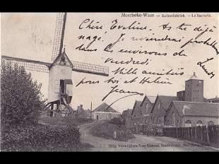 Bruxelles, Brabant, Anvers... Environ 85 cartes postale