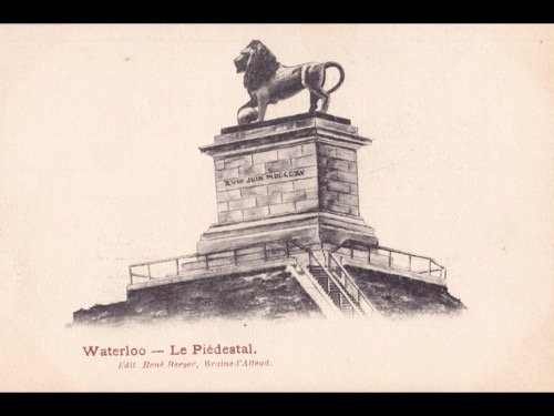 Brabant flamand & wallon. Environ 250 cartes postales d