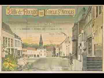 "Ville du RÅ""ulx 1909 Cercle St Nicolas."