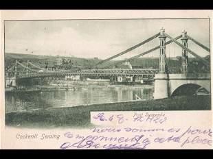 Belgique. Album composite de 200 cartes postales, la ma