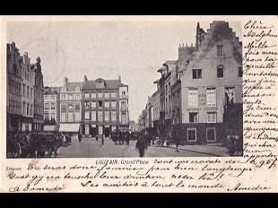 Brabant: Bruxelles, Uccle, Notre-Dame-au-Bois, Waterloo