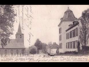 Brabant wallon: Ohain, Basse-Wavre, Limal, Villers-la-V