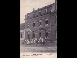 Flandre: Anvers, Beverloo, Westmalle... Environ 65 cart