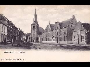 Flandre: Westerloo, Tongerloo, Sichem... Environ 85 car