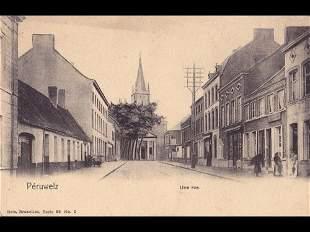 Hainaut: Bonsecours, Leuze, Peruwelz... 118 cartes post