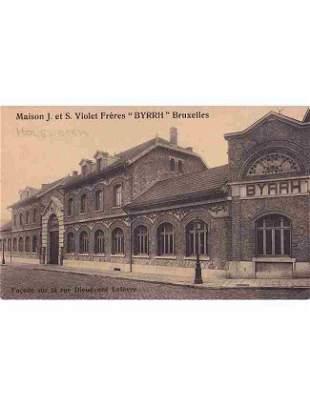 BRUXELLES et ses 19 communes. Environ 700 cartes postal