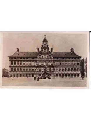 FLANDRE: Anvers, Gand. Environ 215 cartes postales.